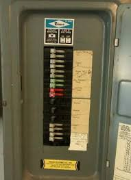 An example of a Zinsco electrical panel that should be replaced.